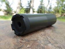 1/2-28 Barrel Shroud U.S.A.MADE (King Cobra 1/2 Knurled)Ruger, S&W..HIGH QUALITY