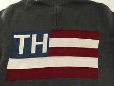 TOMMY HILFIGER Flag Sweater - XS