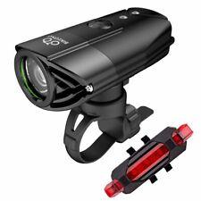 Frontlicht Fahrrad LED 1200 LUX Wasserdicht Lampe USB Aufladbare Licht Qualität