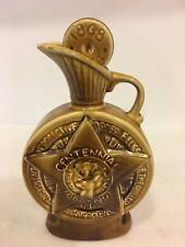 Jim Beam B.P.O.E Elks centennial commemrative 1868-1968 decanter empty bottle