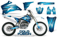 YAMAHA YZ250F YZ450F 06-09 GRAPHICS KIT CREATORX DECALS CFBLI