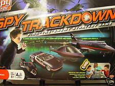 SPY TRACK DOWN FIND THE ENEMY STRATEGY GAME NIB