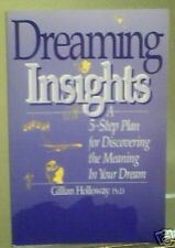 Dreaming Insights by Gillian Holloway (1994)