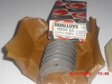 MG midget sprite  .020 main bearings NOS AE DUALLOYS