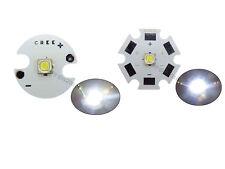 Cree XLamp XPG2 XP-G2 White DC 3.2V-3.6V 1W~5W 6000K-6500K LED Light 20mm/16mm