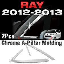 Chrome A-Pillar Garnish Molding Trim C170 For KIA 2012-2013 Ray