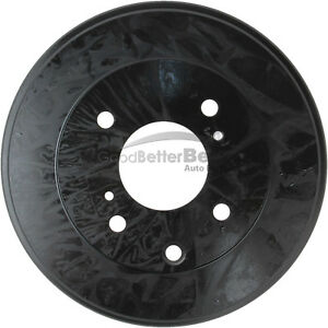 One New OPparts Brake Drum Rear 40538023 for Nissan Cube Sentra Versa