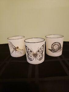 Yankee Candle paper garden votive set.