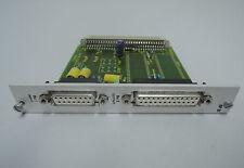 HBM Hottinger Baldwin misurazione MGC AP 01 piastra di collegamento per messverstärker