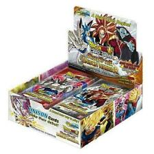 DRAGON BALL SUPER Rise of the Unison Warrior Sealed Booster Boxes (24 packs)