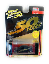 Johnny Lightning 1/64 2004 Mitsubishi Lancer Evolution Diecast Car CP7197-6