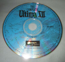 The Complete Ultima VII 7 - PC Computer CD Origin Video Game (Disc Only) - NICE!