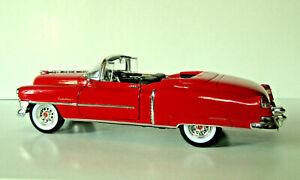Welly No 22414 1953 Cadillac Eldorado Convertible