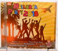 Mallorca Party 2018 + 2 CD Set + 36 Hits mit Stimmungsgarantie + Ohrwürmer Fete