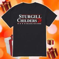 Tyler Childers and Sturgill'20, Make Music Great Again Tshirt vintage for men