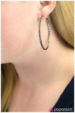 Hoop Earrings, T1B3I Lovely New Paparazzi Pierced