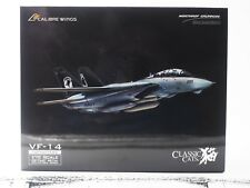 Calibre Wings 1/72 VF-14 Tophatters F-14A Tomcat Diecast Collectible Model