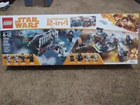 LEGO Star Wars 66596 Super Battle Pack 2 in 1  New Sealed