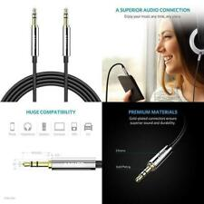 Anker 3.5Mm Premium Auxiliary Audio Cable (4Ft / 1.2M) Aux Cable For Headphones