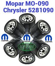 (6) Oil Filter Jeep dodge chrysler MO-090 05281090 PH16 PF13 V4670 L24670