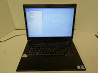 "Dell Latitude E6500 15.4"" Laptop Intel Core 2 Duo T9400 2.53GHz 4GB Ram250GB HDD"
