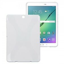 Silicon White for Samsung Galaxy Tab S2 9.7 T810 T815N Case Cover