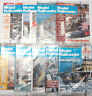 Model Railroader Magazines Lot of 17 Train Issues 9 1988 - 8 1989  FactorySealed