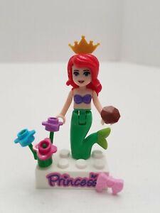 Lego Disney Princess MiniFigure, ARIEL the Mermaid from set 41050, 41063 New
