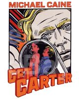 Get Carter (1971) Michael Caine Poster 10x8 Photo