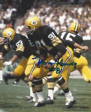 Marv Fleming Green Bay Packers Autographed 8x10 Photo Super Bowl