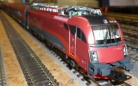 "PIKO 58132 Zugset ""Railjet"" ÖBB Ep.VI     NEU & OVP"