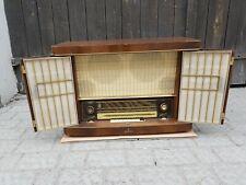 Siemens M57 Kammermusik Schatulle Röhrenradio...