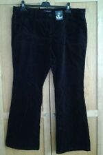Marks and Spencer Velvet Plus Size Trousers for Women