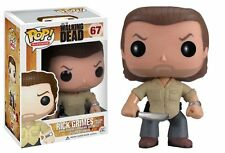 Funko Pop TV AMC The Walking Dead Rick Grimes Vinyl Figure #67