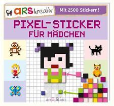 Pixel-Sticker für Mädchen (2015, Taschenbuch)