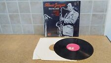 "Illionis Jacquet w/ Wild Bill Davis "" Classic Jazz "" 1973 Lp Record"