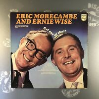 ERIC MORCAMBE & ERNIE WISE - Get Out Of That • Vinyl LP • 6382005 • EX-/EX