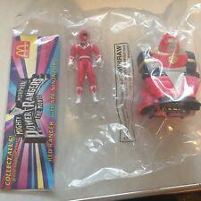 Mighty Morphin Power Rangers The Movie RED RANGER +APE NINJAZORD McD SABAN 1995