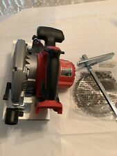 "Milwaukee 2630-20 M18 6 1/2"" Circular Saw w Blade & GUIDE - Bare Tool"