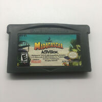 Madagascar - Dreamworks - Cart Only - Tested - Game Boy Advance GBA