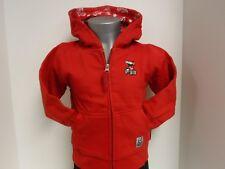 Case IH Infant Red Jersey Lined Zip Hoodie Jacket