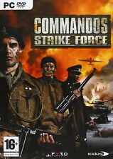 Commandos - Strike Force PC DVD-Rom