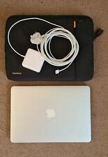 "Apple MacBook 13"" Laptop-Pro MARZO 2015, Argento-i7 3.1GHz, 16GB di RAM, 1TB SSD"