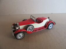 182I Matchbox Y14 Stutz 1931 Bearcat Cabriolet