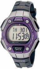 "Timex TW5K89500, Women's ""Ironman"" 30-Lap Watch, Alarm, Indiglo, Chronograph"