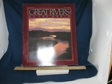 Great Rivers of the World, Hardcover, First Edition, 1984, Nat Geo