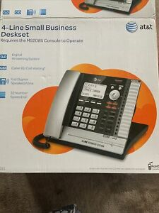 AT&T 4-Line Small Business Deskset (MS2015) excellent condition