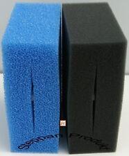 3 + 3 Ersatz Filterschwamm passend für Pontec Oase Biosmart 14000 Filter