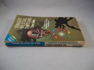 Ace Double 81680: The Wagered World/Tonight We Steal The Stars - Science Fiction
