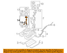 KIA OEM 11-13 Sorento-Fuel Gauge Tank Float Level Sending Unit 311301U000